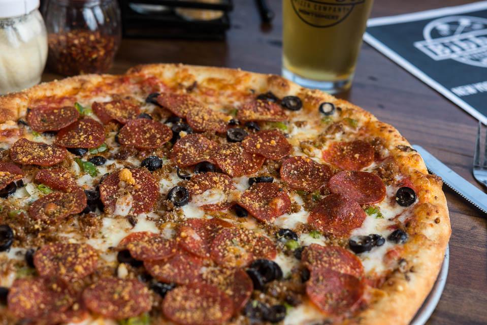 Bibb St Pizza